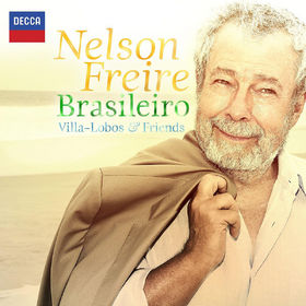 Nelson Freire, Brasileiro - Villa-Lobos & Friends, 00028947835332