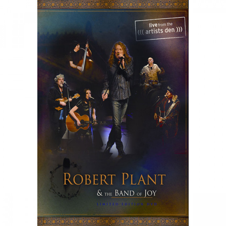 Robert Plant & The Band Of Joy: Live From The Artist's Den - DVD