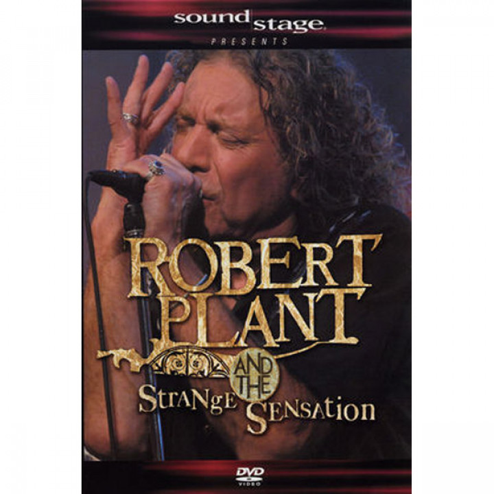 Robert Plant - Great Sensation - DVD