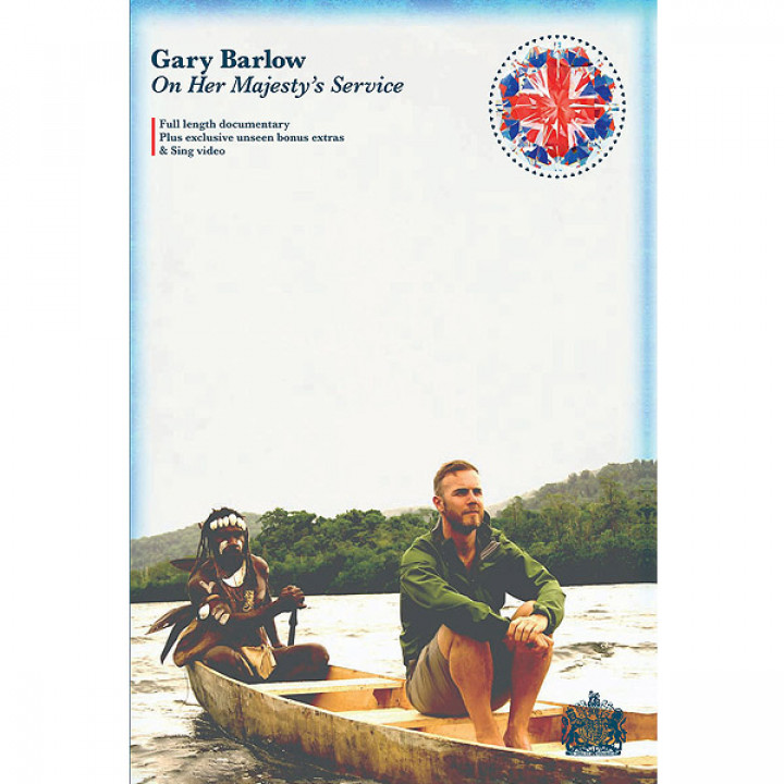 Gary Barlow - On Her Majesty´s Service