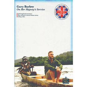Gary Barlow, Gary Barlow - On Her Majesty's Service DVD, 00602537085040