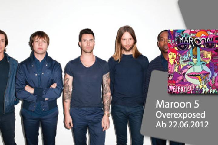 Maroon 5 2017