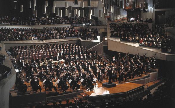Die Berliner Philharmoniker, Biografie: Dez 06