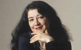 Martha Argerich, Martha Argerich, Klavier