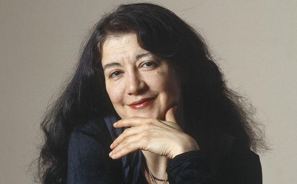 Martha Argerich, Intermezzo mit Martha Argerich