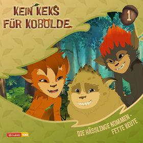Kein Keks für Kobolde, 01: Die Hässlinge kommen / Fette Beute, 00602537049745