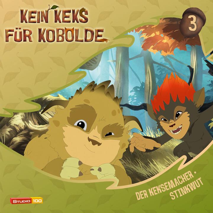 03: Der Keksmacher / Stinkwut: Kein Keks für Kobolde (TV-Hörspiel)