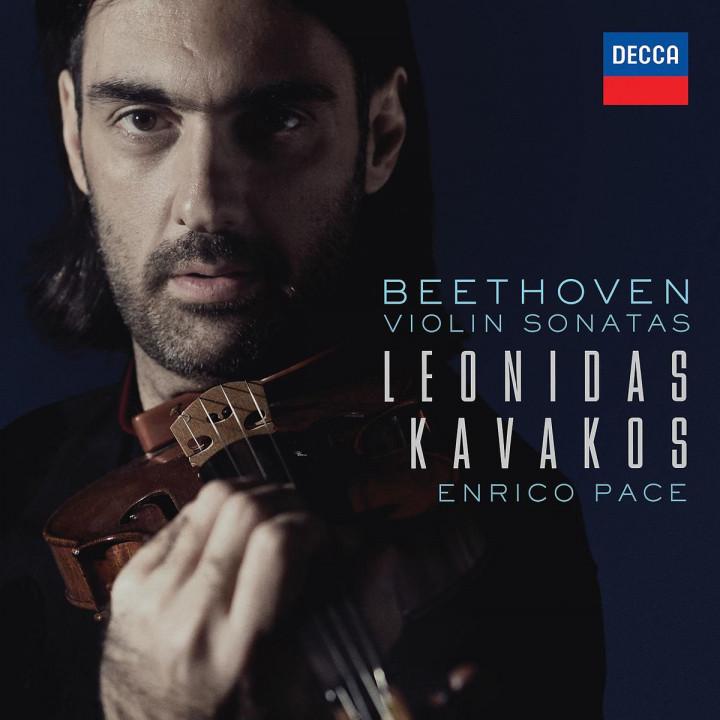 Die kompletten Violinsonaten: Kavakos,Leonidas/Pace,Enrico