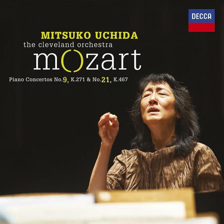 Klavierkonzerte Nr. 9 + 21: Uchida,Mitsuko/Cleveland Orchestra