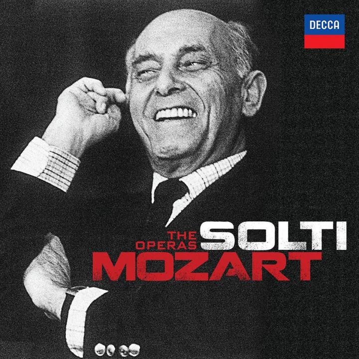 The Mozart Operas: Solti/Gruberova/Berganza/Popp/WP/LPO