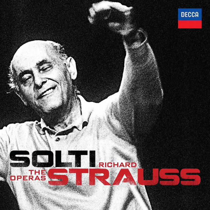 The Strauss Operas: Solti/Fleming/Te Kanawa/WP/LPO