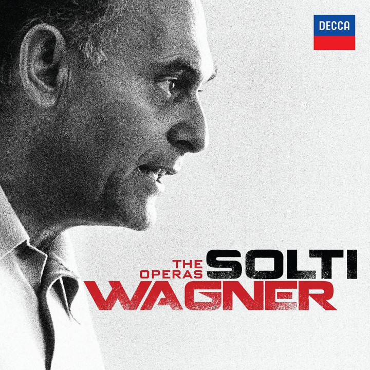 The Wagner Operas : Solti/Norman/Nilsson/Ludwig/Domingo/WP