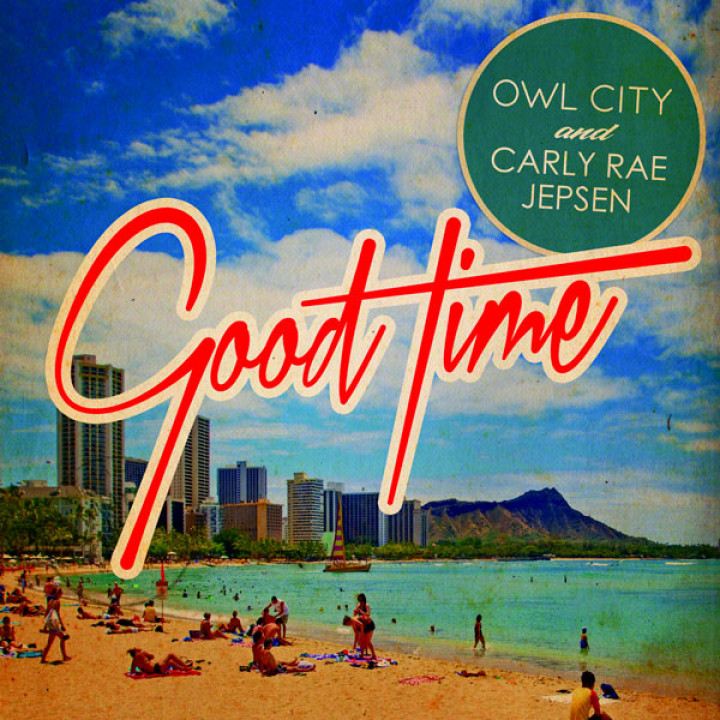 Cover Good Time