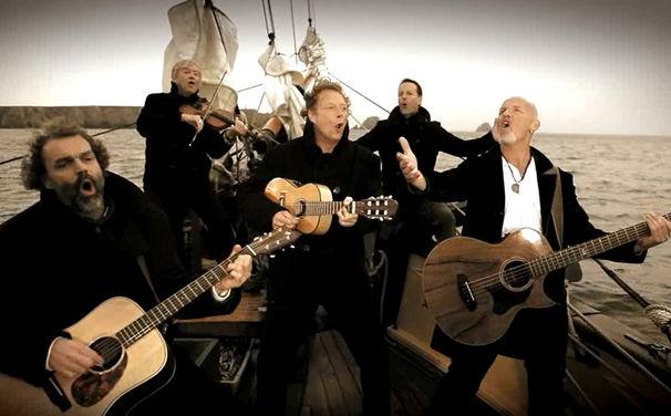 Santiano, Die Videopremiere zur aktuellen Single Frei wie der Wind jetzt auf MyVideo.de!