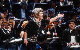 Christa Ludwig, Philharmonie mit Christa Ludwig u.v.m.