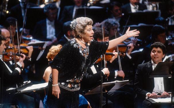 Christa Ludwig, Konzertabend mit Christa Ludwig