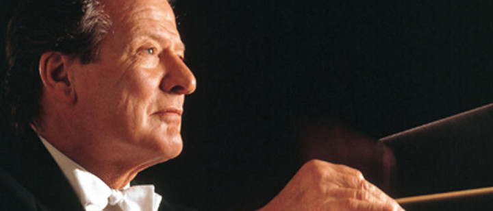 Sir Neville Marriner, c Decca