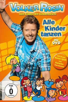 Volker Rosin, Alle Kinder tanzen, 00602537049103