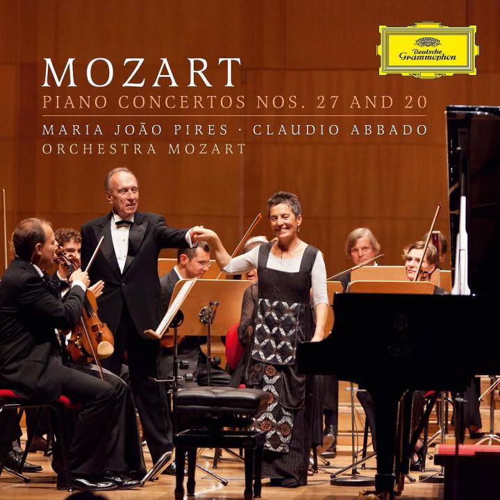 Klavierkonzert Nr. 27 + 20: Pires,Maria Joao/Abbado,Claudio/Orchestra Mozart