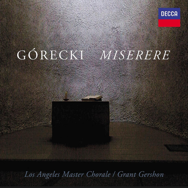 Miserere: Los Angeles Master Chorale/Gershon,Grant