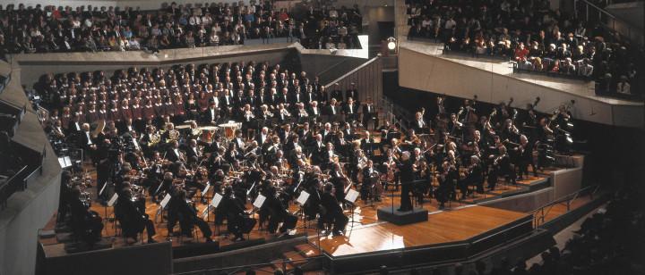 Berliner Philharmoniker c Siegfried Lauterwasser / DG