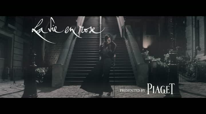 La Vie En Rose presented by Piaget