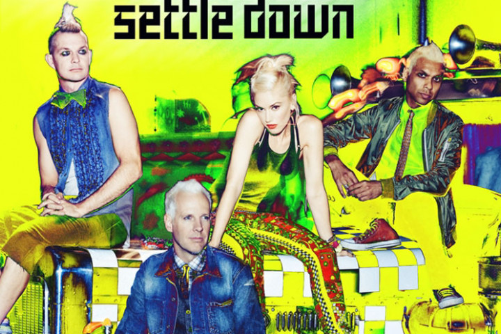 No Doubt Settle Down 2012 Singlecover