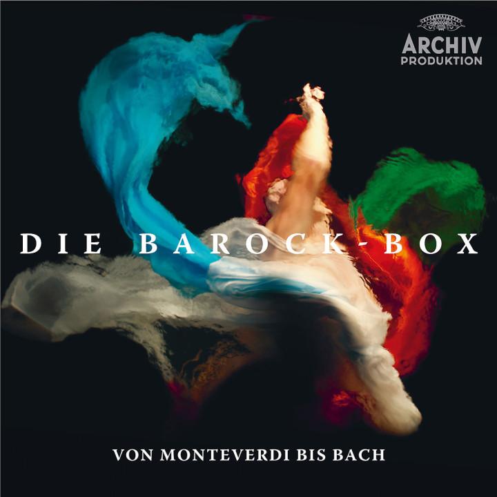 Die Barock Box (Ltd. Edition): various