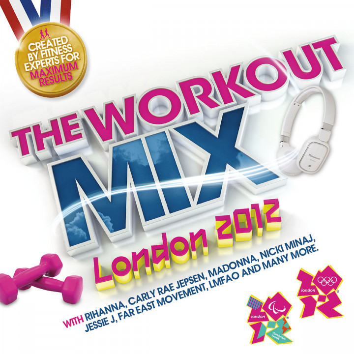 The Workout Mix - London 2012