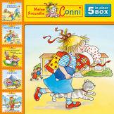 Conni, 01: 5-CD Hörspielbox, 00602527923383