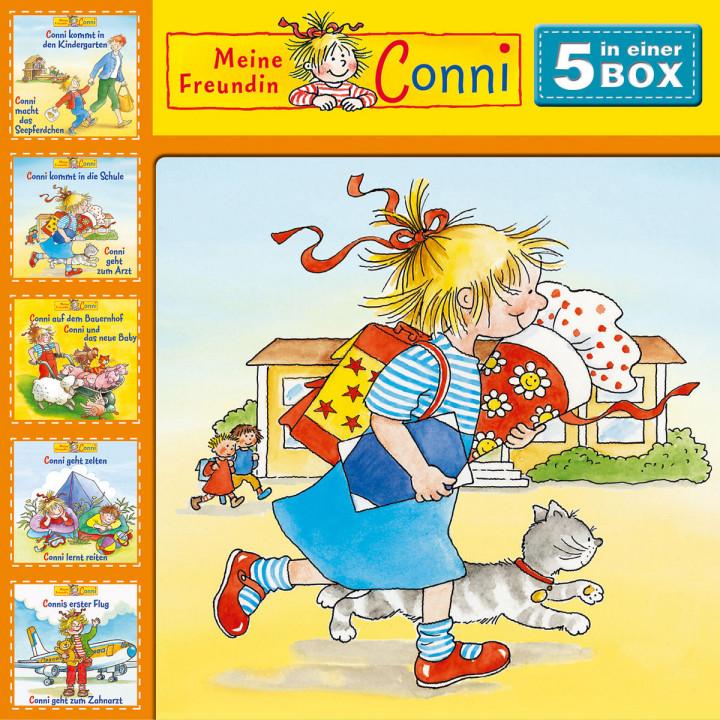 Conni - Hörspielbox Vol. 1 (5 Alben)
