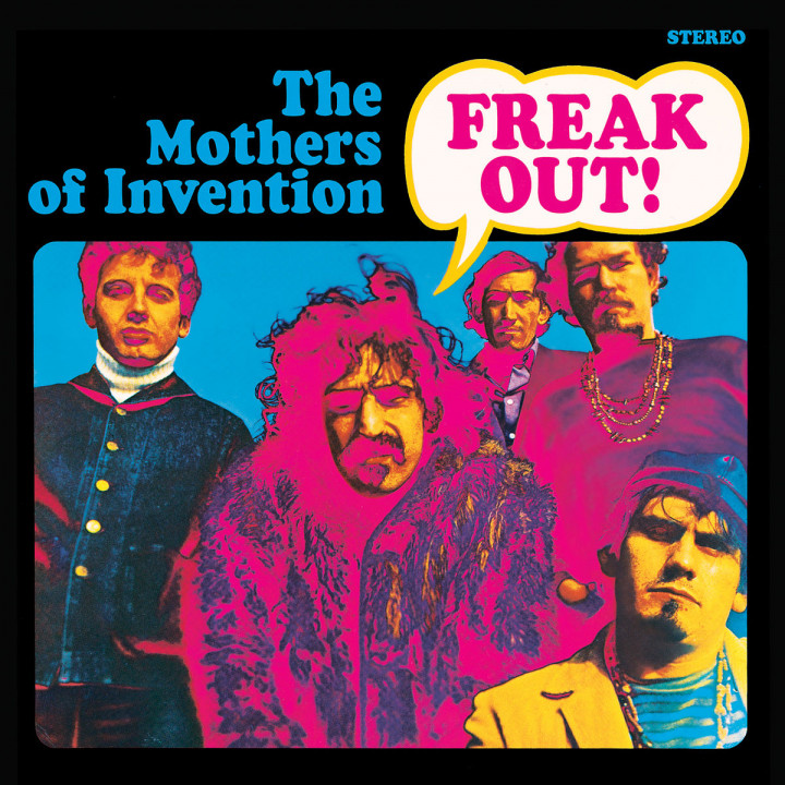 Freak Out!: Zappa,Frank