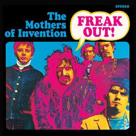 Frank Zappa, Freak Out!, 00824302383421