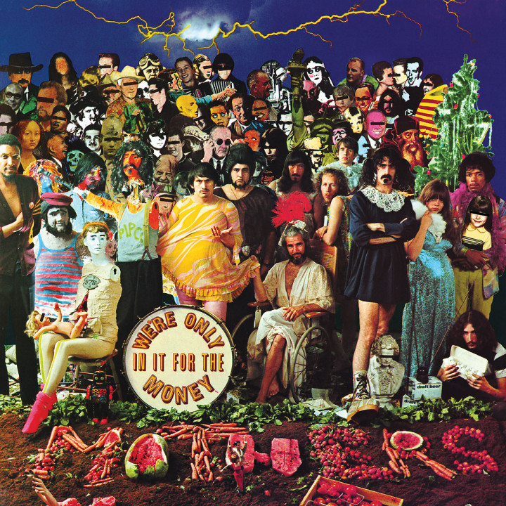 We're Only In It For The Money : Zappa,Frank