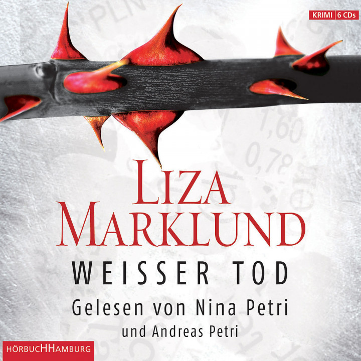 Liza Marklund: Weißer Tod: Petri,Nina/Petri,Andreas