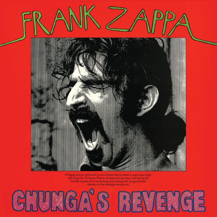 Chunga's Revenge: Zappa,Frank