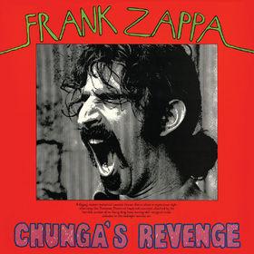 Frank Zappa, Chunga's Revenge, 00824302384428