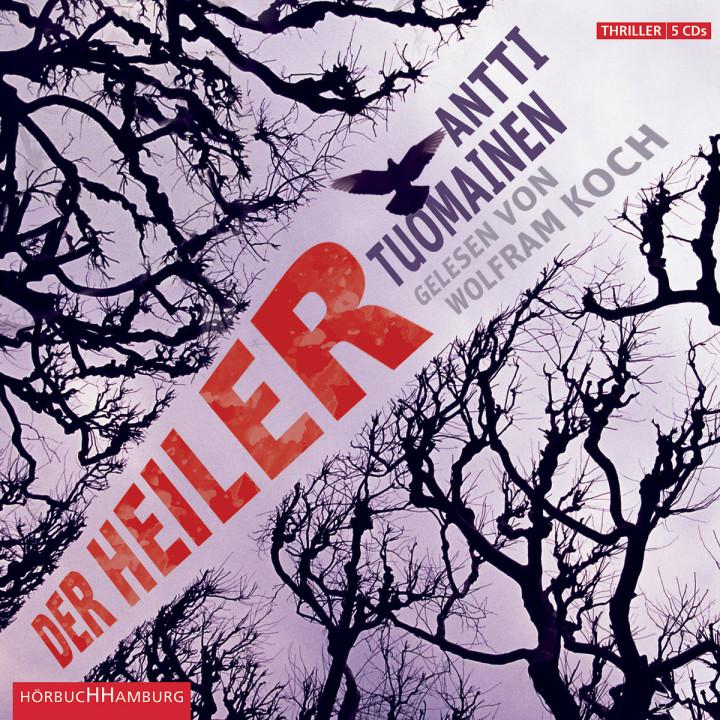 Antti Tuomainen: Der Heiler: Koch,Wolfram