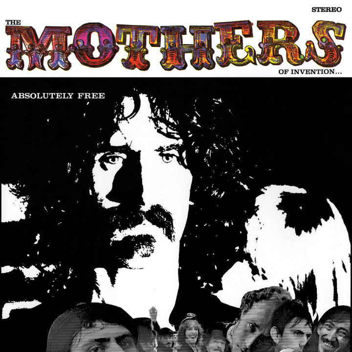 Absolutely Free: Zappa,Frank