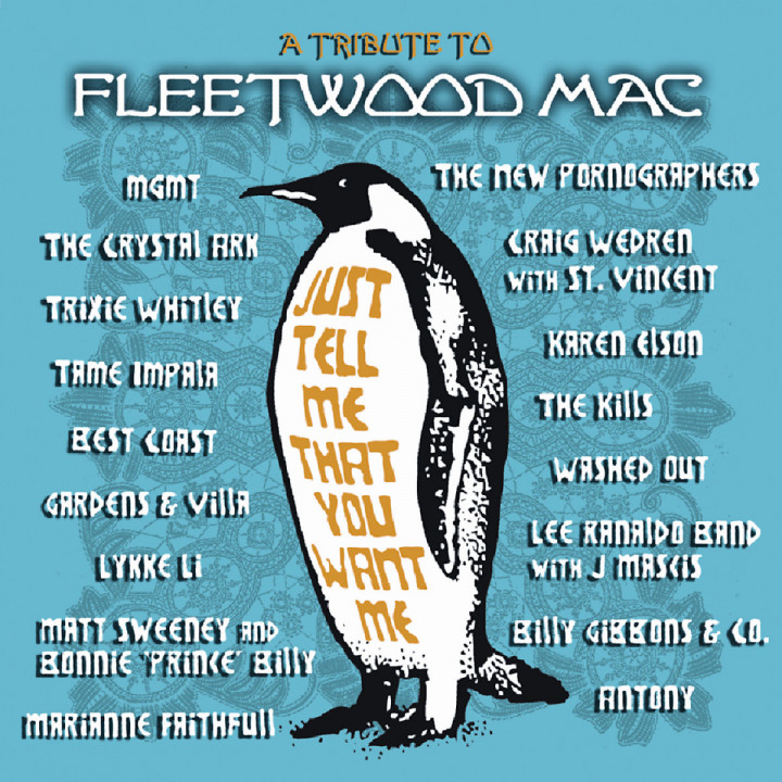 Just Tell Me That You Want Me - A Tribute To Fleet: Various Artists