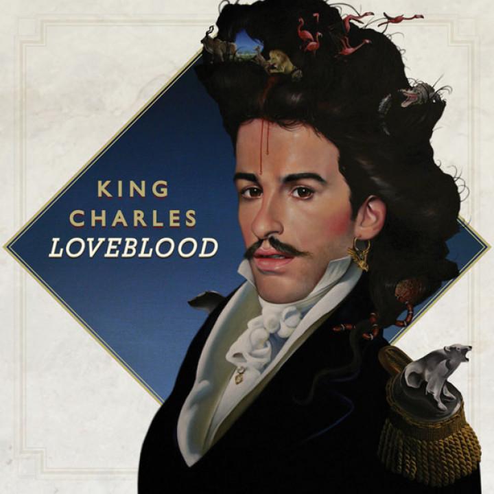 Cover Loveblood Album