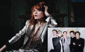Spector, Spector sind Vorband von Florence + the Machine