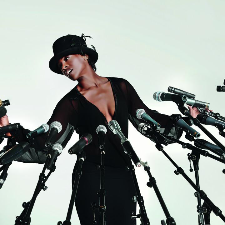 onita boone pressefotos 2012