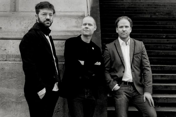 André De Ridder, Max Richter und Daniel Hope