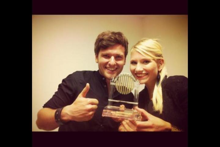 Glasperlenspiel Radio Galaxy Award