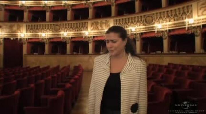 Cecilia Bartoli singt Maria Malibran