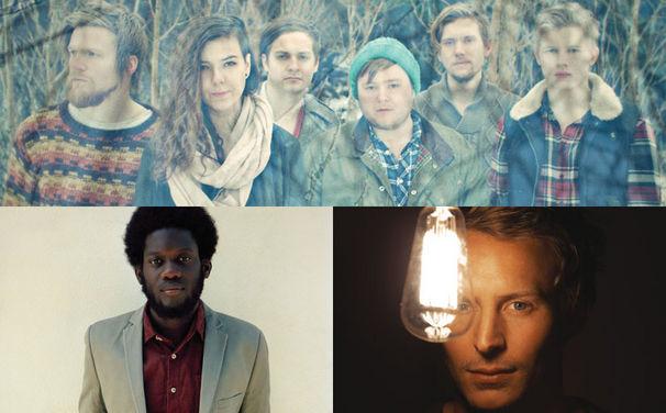 Of Monsters and Men, Diese Stars sind beim NDR 2 Soundcheck Neue Musik - Das Festival dabei
