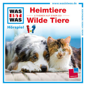 Was ist Was, 39: Heimtiere/ Wildtiere, 09783788627416