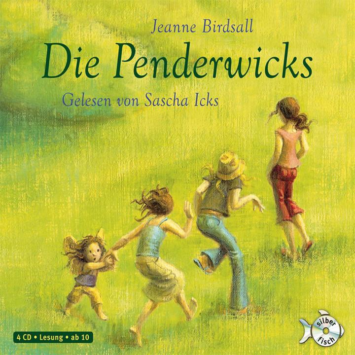 Jeanne Birdsall: Die Penderwicks: Icks,Sascha