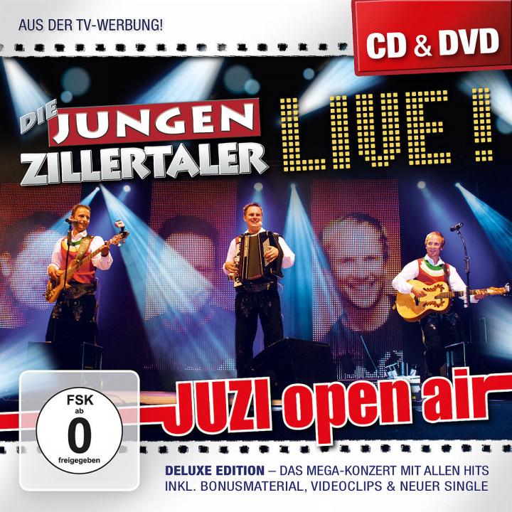 Live: Jungen Zillertaler, Die